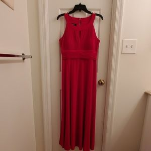 Red Style & Co. Evening Dress